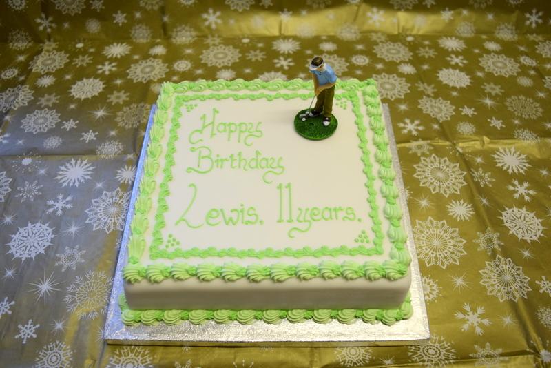 McLaren Bakers celebration cakes Forfar
